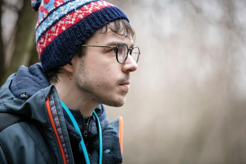 Dávid Hartl ako Andrej Bežanský v snímke Trhlina