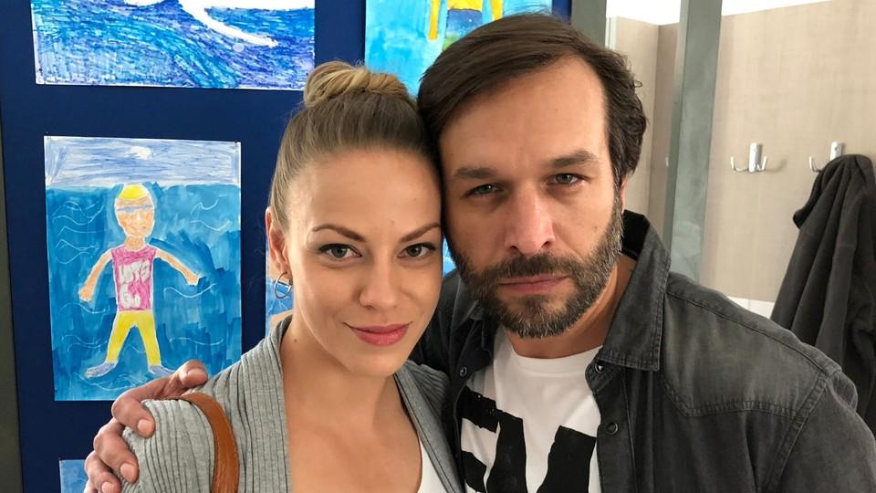 Kamil Mikulčík a Barbora Andrešičová-Bola raz jedna škola