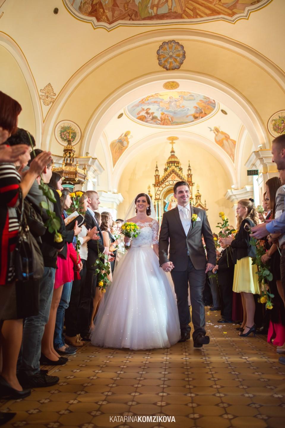 Dominik Gajdoš (Ronaldo) - svadba 1