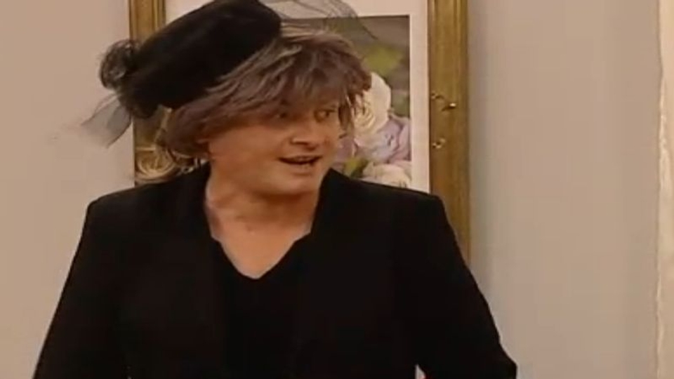Teta Margit zomiera 1