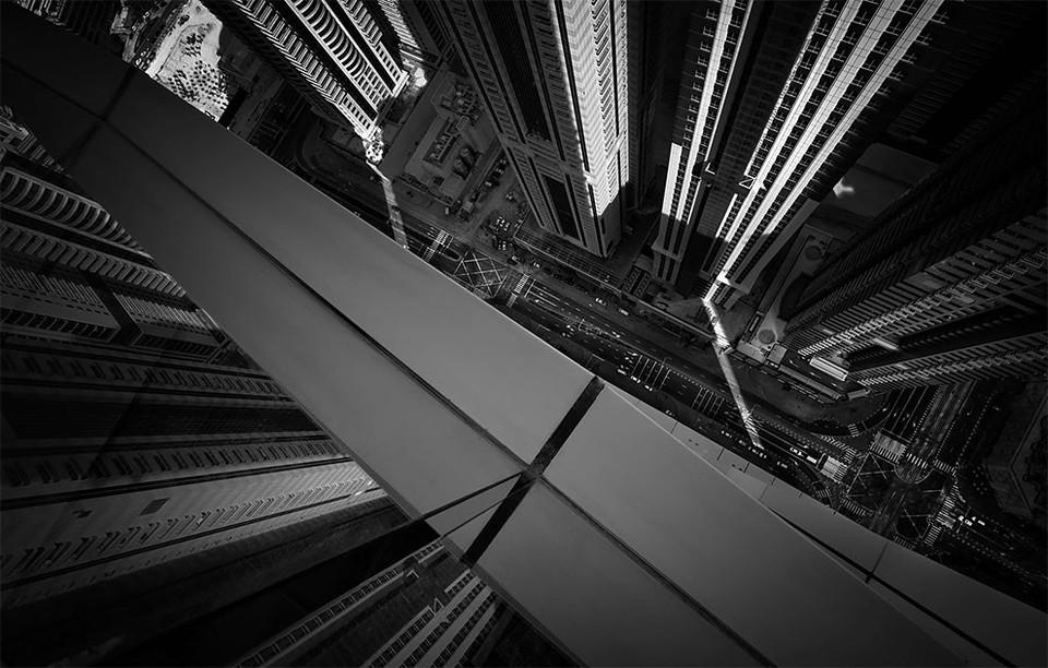 Úžasné fotografie Dubaja