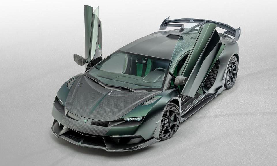 Mansory Lamborghini SVJ Cabrera