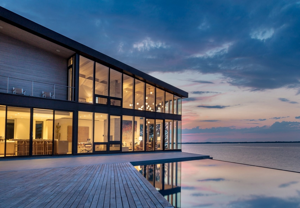 Luxusná vila na Long Islande