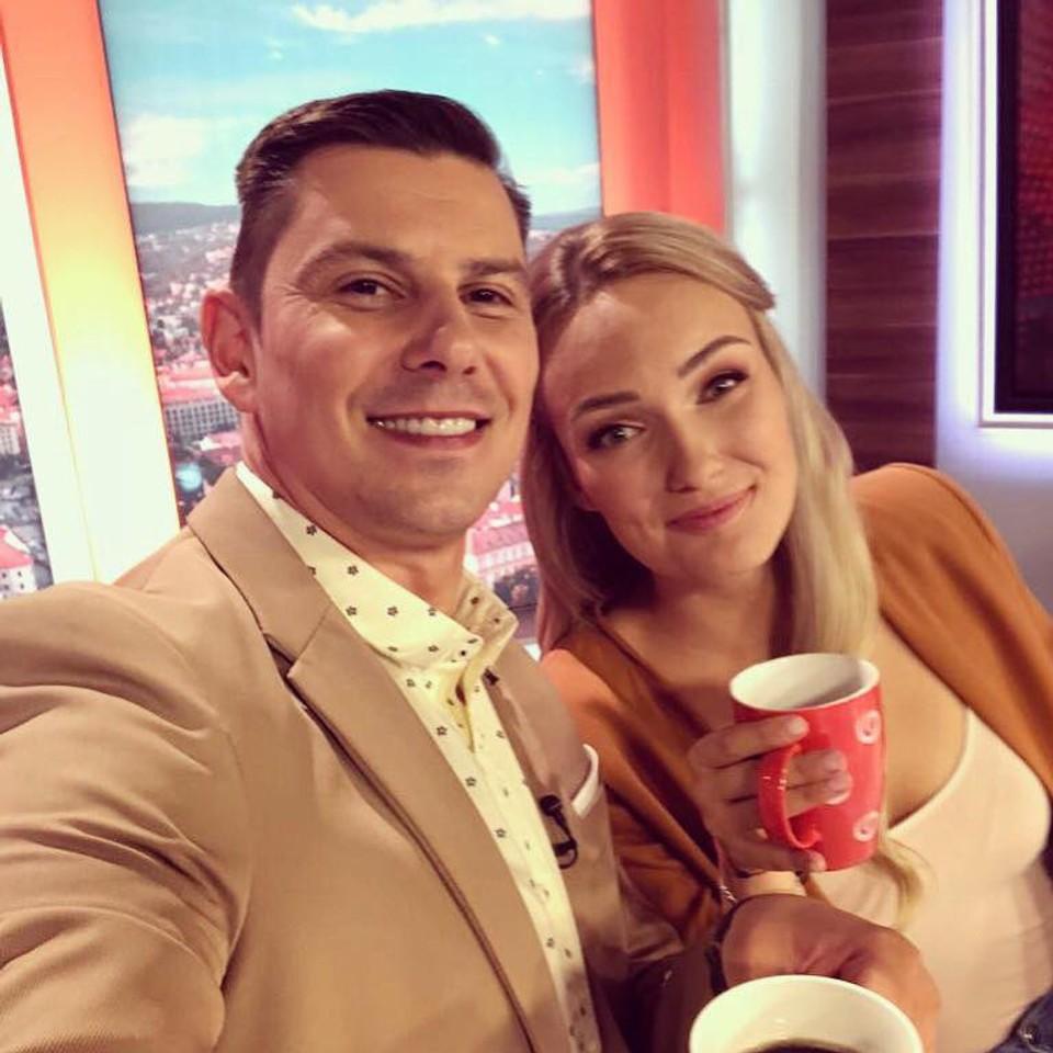 Alena s Dodom Kuriľákom