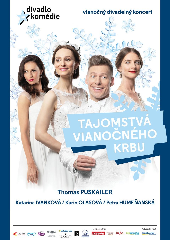 Thomas Puskailer - Tajomstvá vianočného krbu