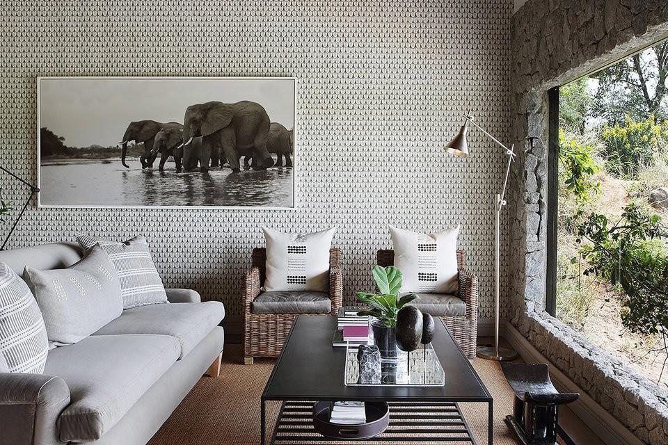 Luxusné ubytovanie v safari parku