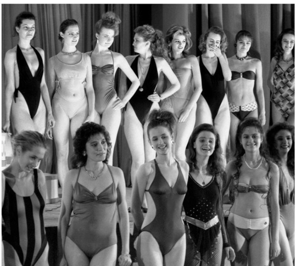 Prvá súťaž Miss v Sovietskom zväze
