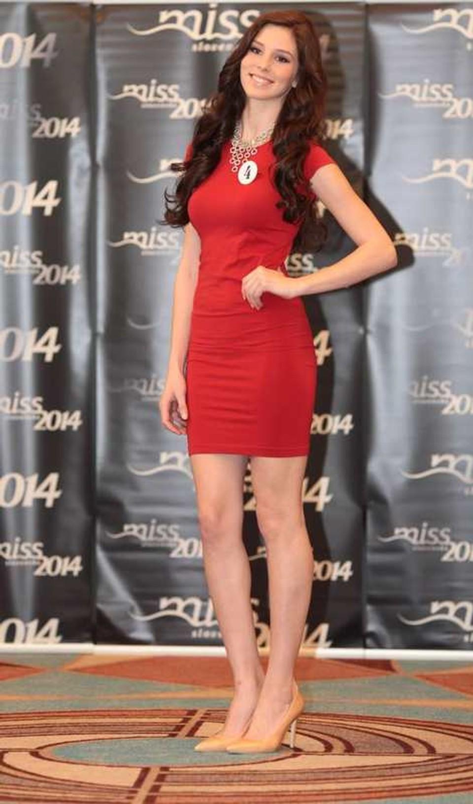 Laura Longauerová – Miss Slovensko 2014