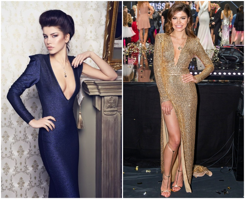 Miss Slovensko 2013 - Karolína Chomisteková