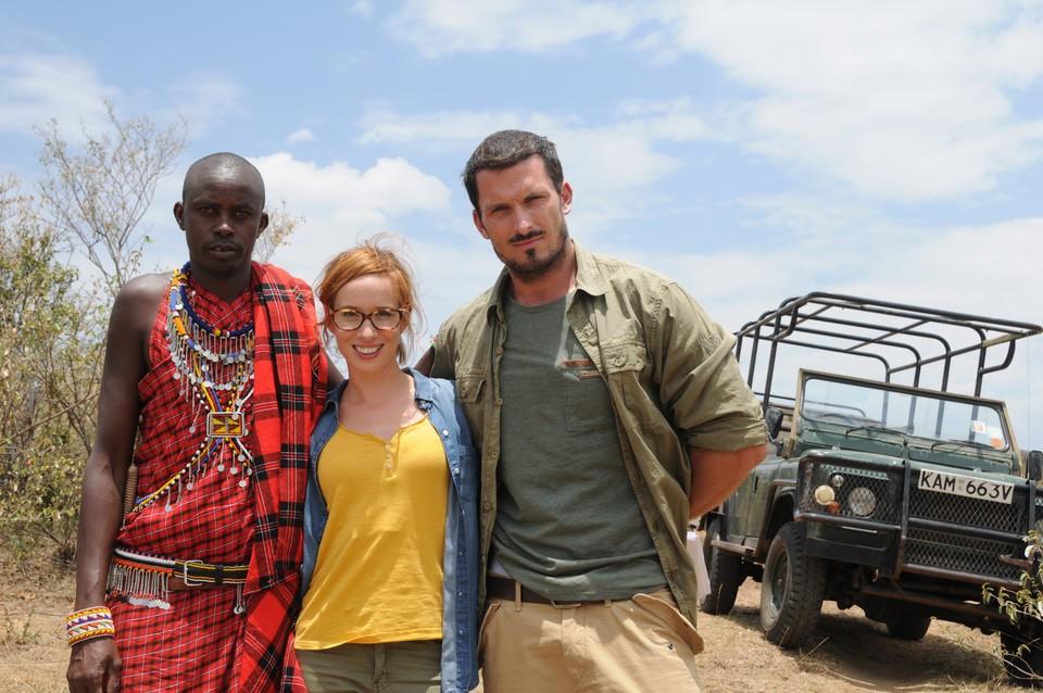 Nakrúcanie v Afrike 12