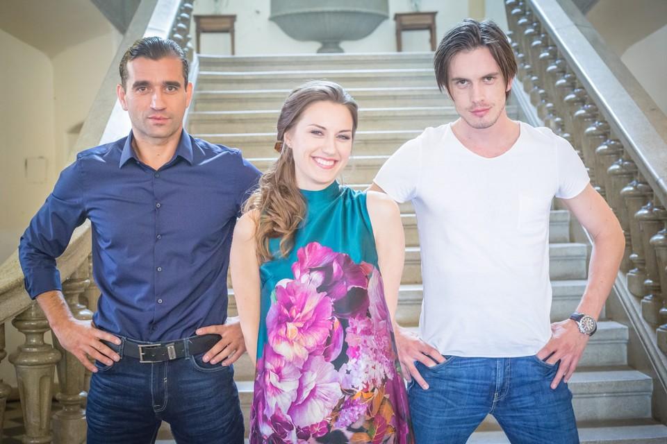 Rado, Alica a Andrej