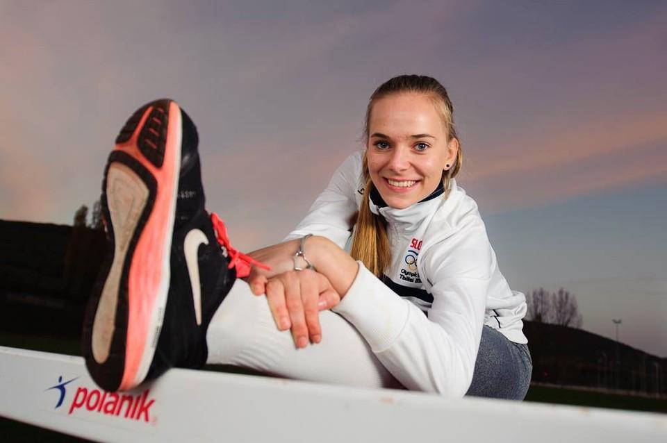 Sára Polyaková - Atletika