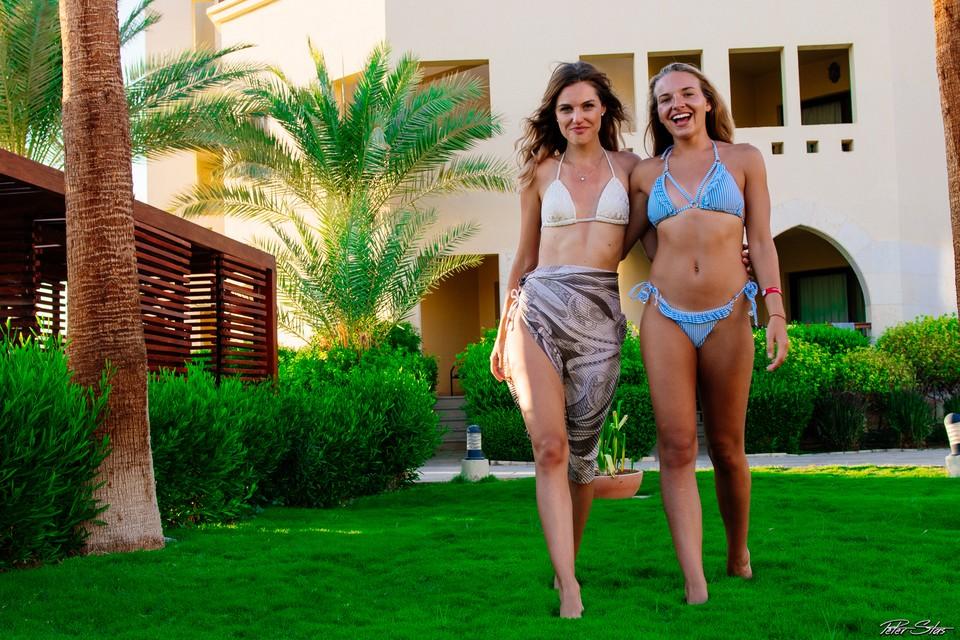 Finalistky Miss Slovensko 2019 na dovolenke v Jordánsku