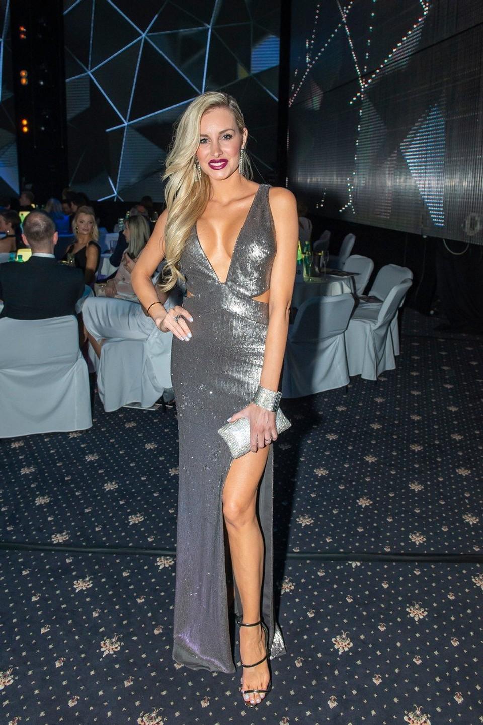 Denisa Mendrejová - finalistka Miss Slovensko 2006