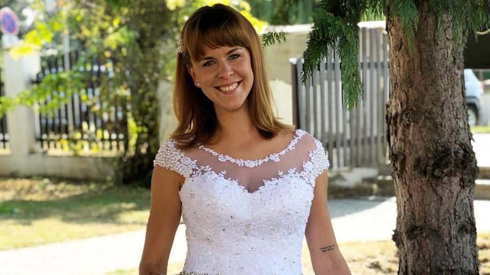 Kristína Tormová - Svadobné šaty