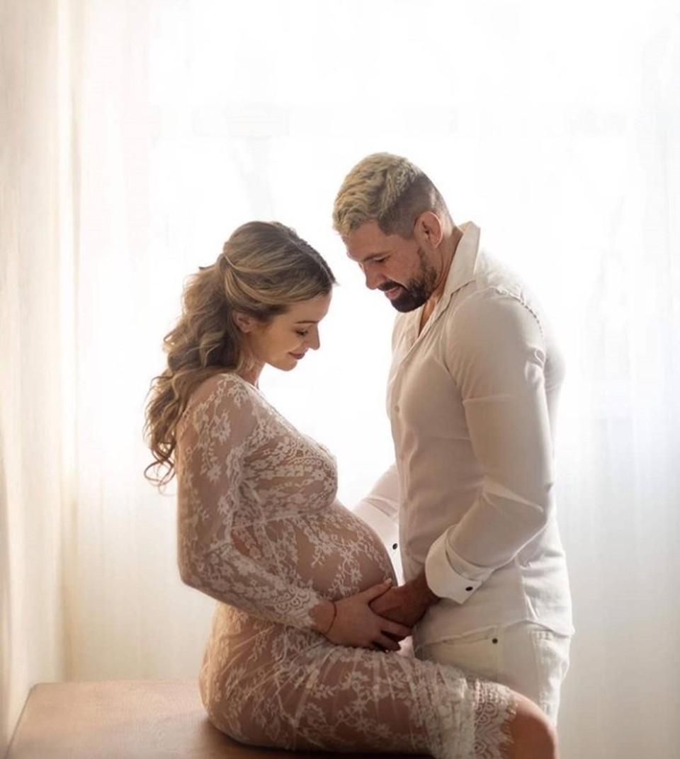 Attila Végh s manželkou Natáliou
