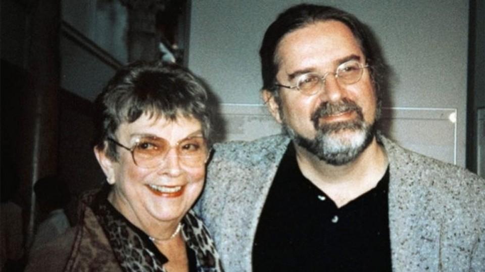 Matt Groening a jeho mama 1