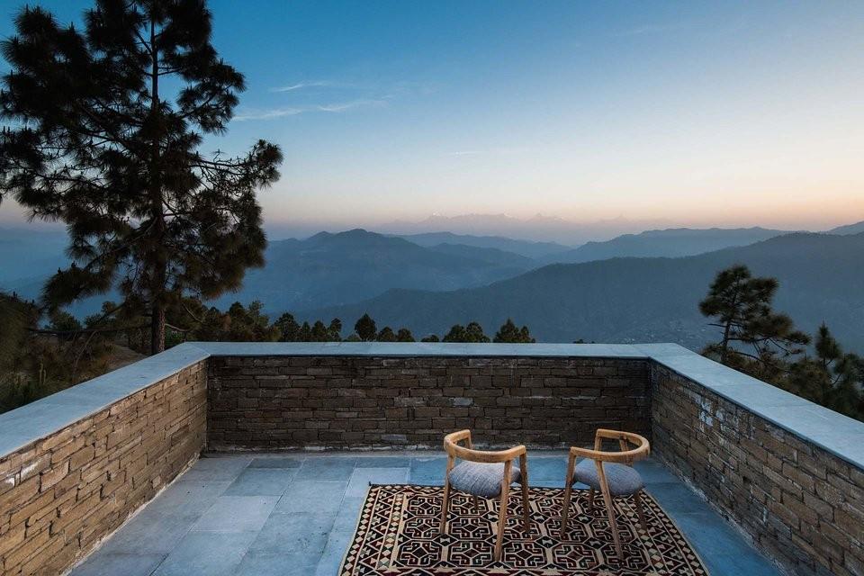 Hotel Kumaon v Indii