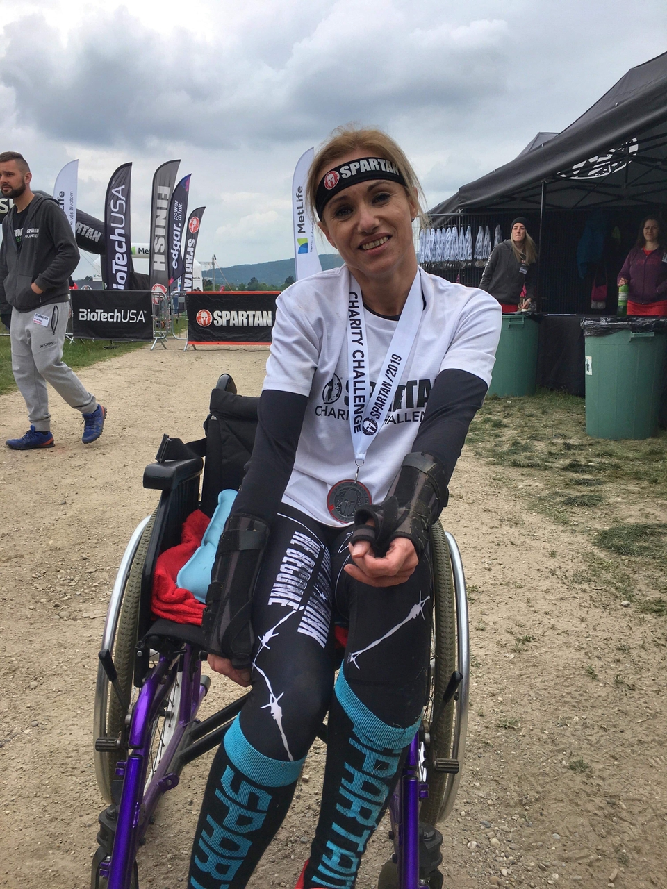 Lucia Chmelíková zo Siedmeho neba na Spartan Race