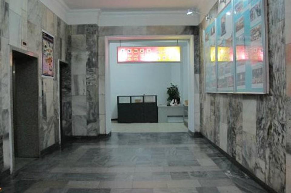 Hotel Ryanggang, Pchjongjang, Severná Kórea.jpg