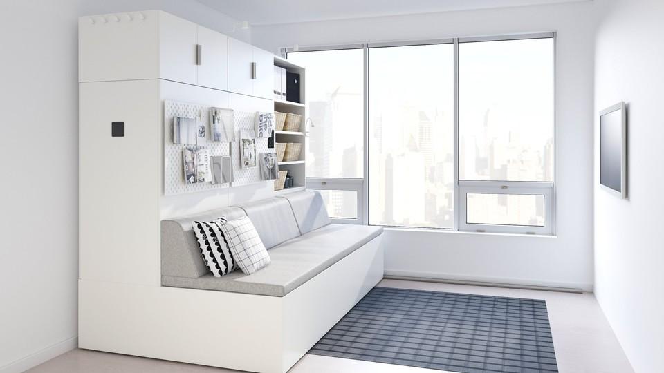 Robotický nábytok