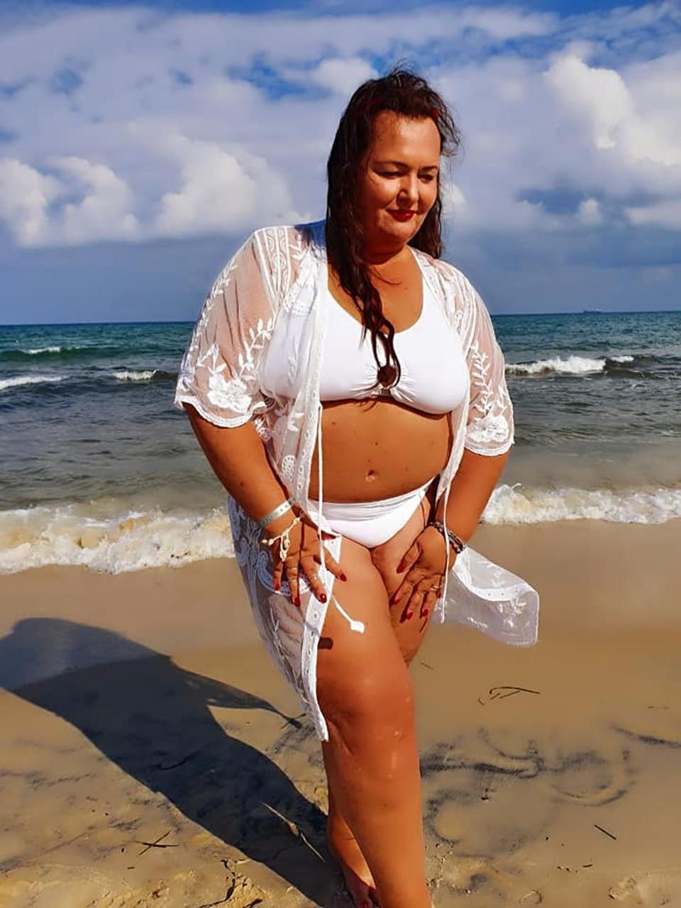 Renáta Názlerová v plavkách na dovolenke v Tunisku