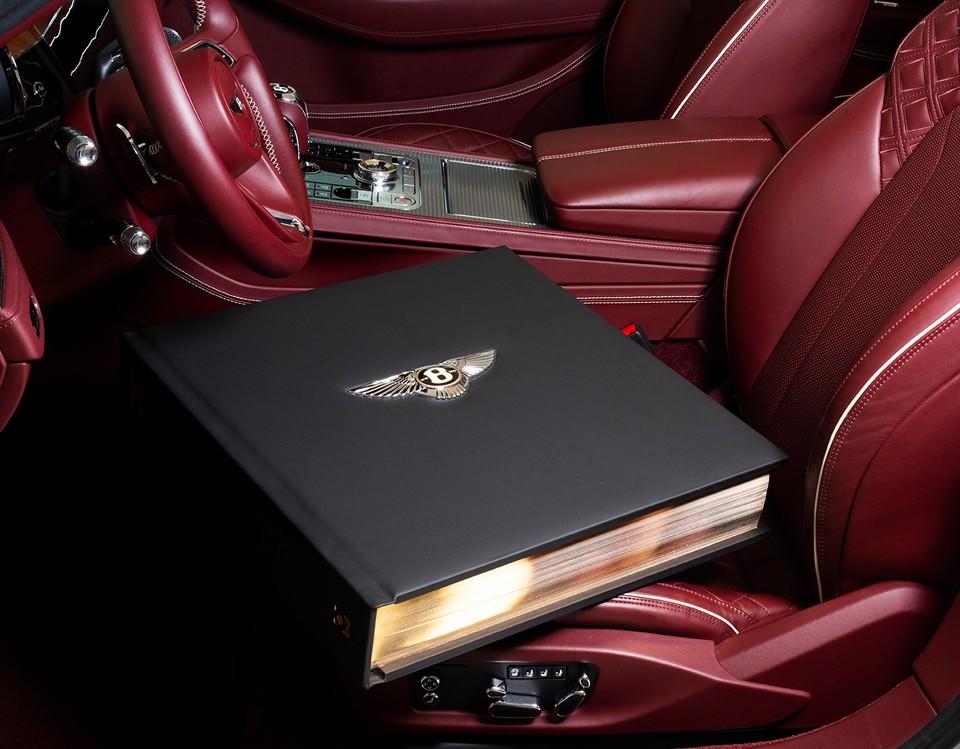 Bentley Centenary Opus