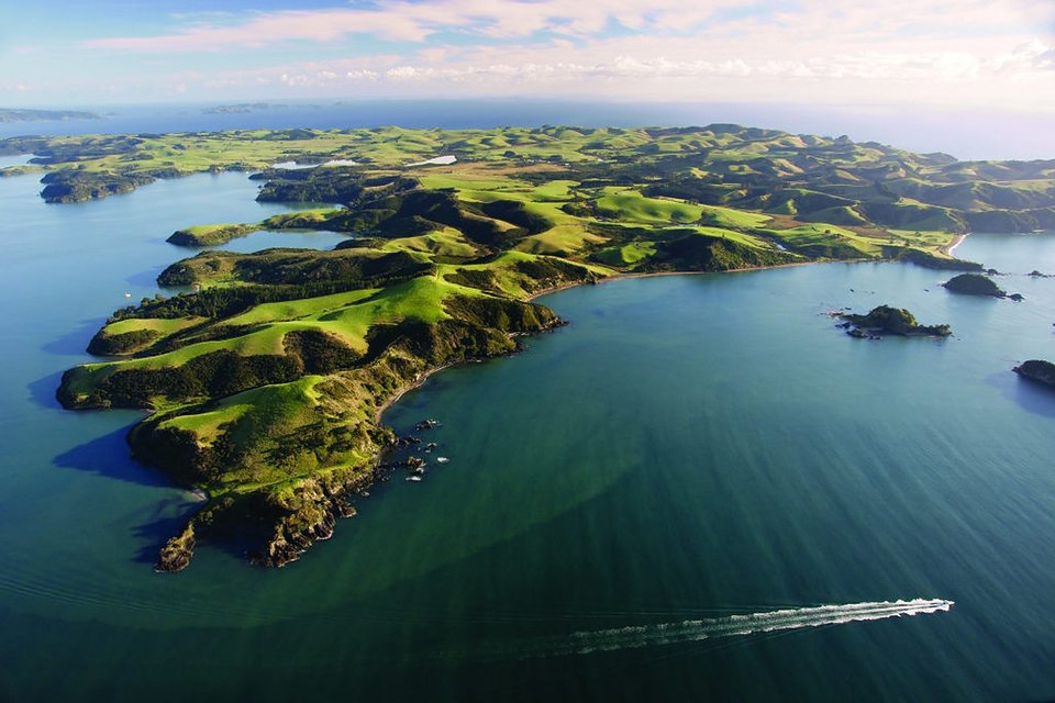Štýlové bývanie na Novom Zélande