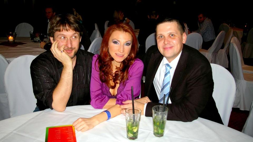 Petra Palevičová s kolegami