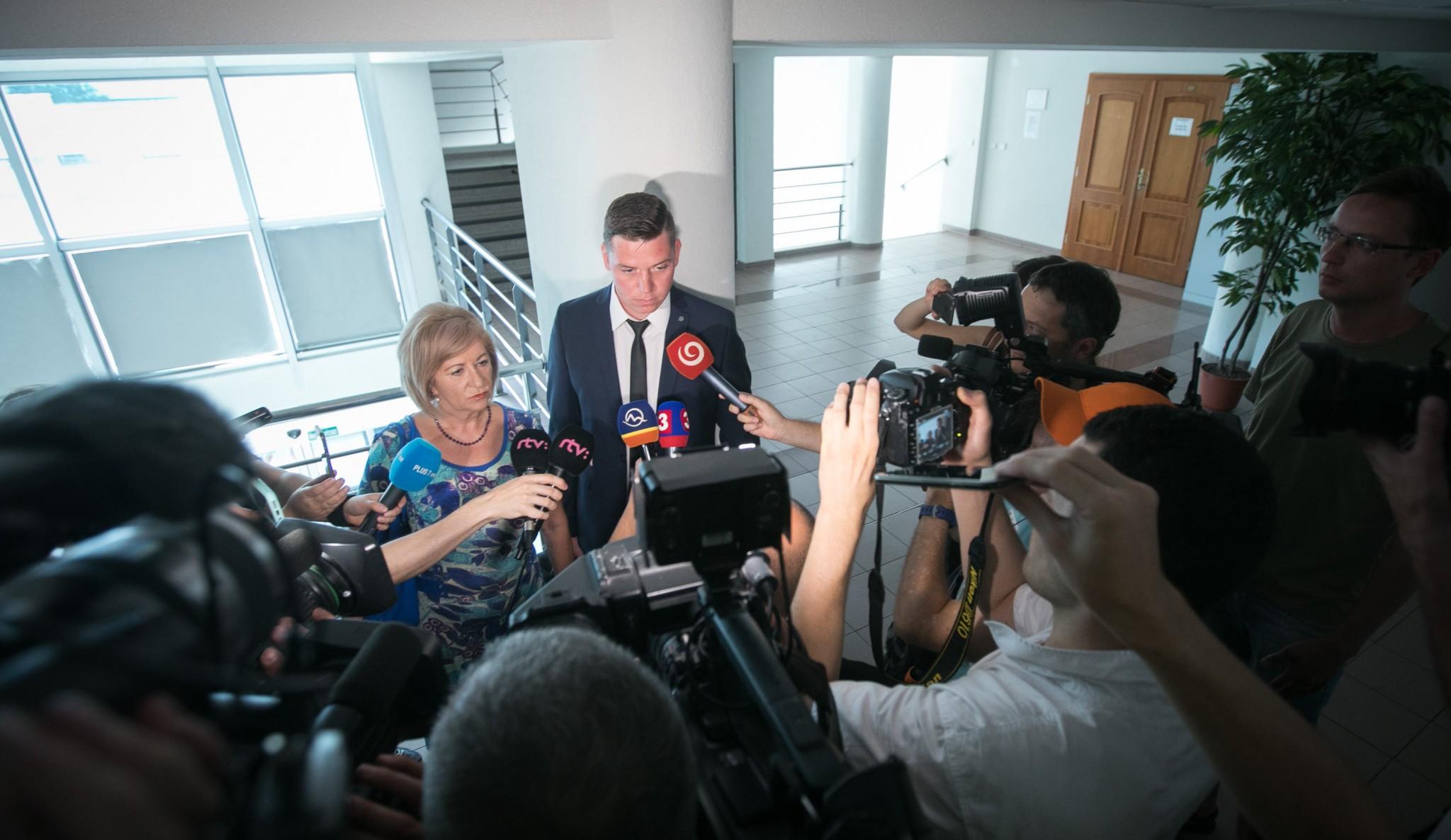 Kauza bankových údajov Roberta Kaliňáka je opäť pred súdom
