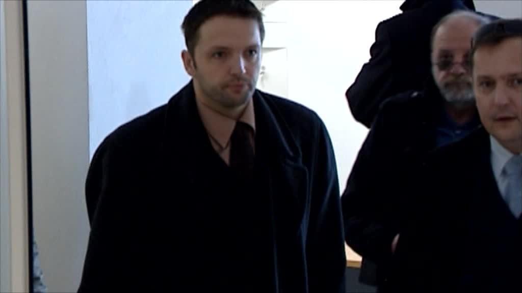 Dávida Brtvu zadržala polícia. Previezli ho do väznice v Leopoldove