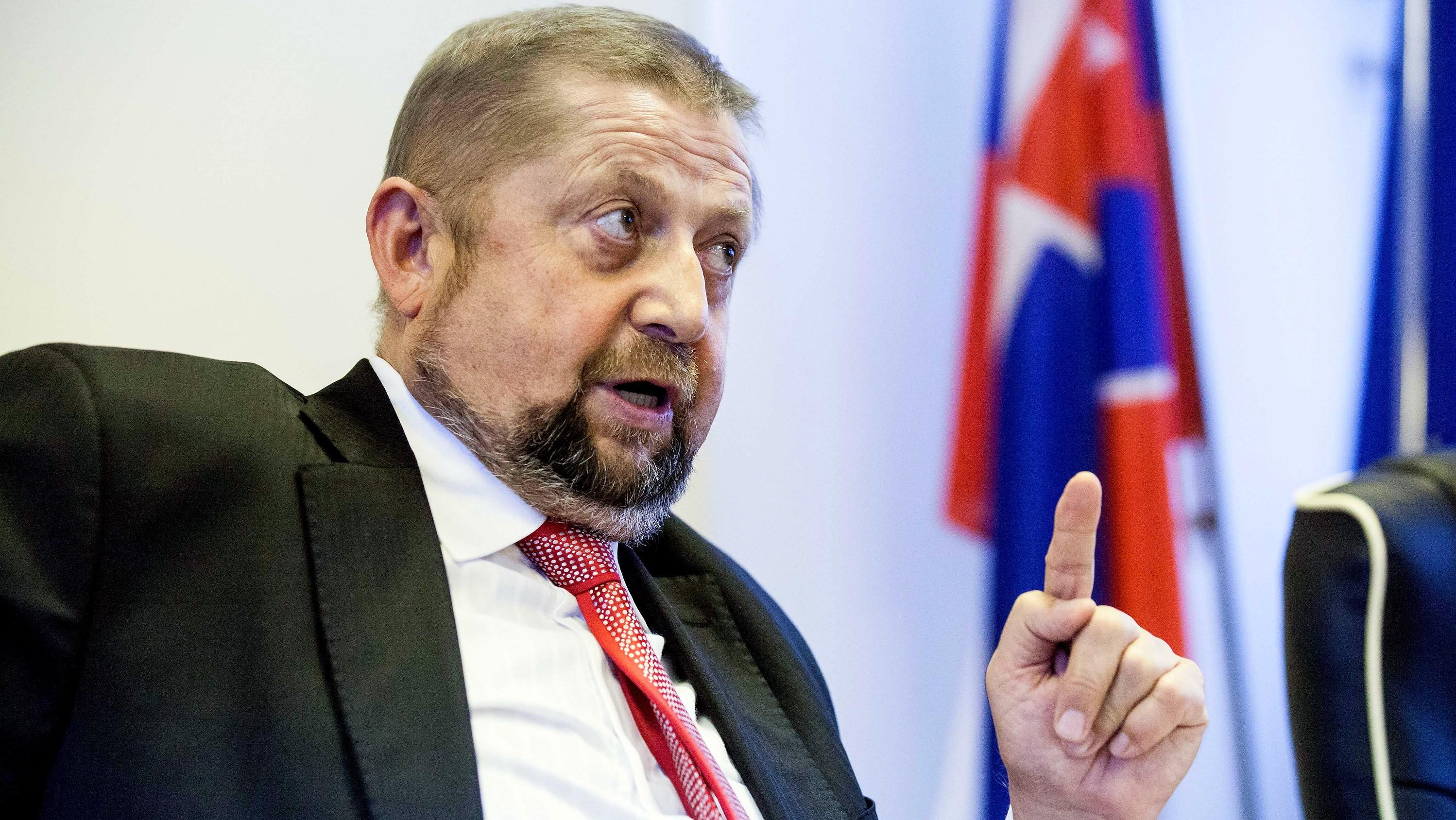 Harabin vysúdil 150 000 eur, riešením by bolo poistenie | Slovensko | Noviny.sk
