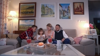 Zábery z videoklipu Celeste Buckingham a Ondreja Kandráča - Tisíc a jedna noc