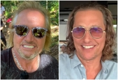 Robert Geiss a Matthew McConaughey