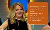 Inkognito - Zuzkin vtip o blondínke a wifi