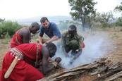 Nakrúcanie v Afrike 6