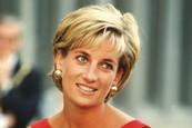 3. Princezná Diana
