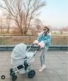 Čerstvá mamička Daniela Nízlová