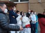 Kandráčovci a Darované Vianoce v košickej nemocnici