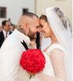 Rytmus a jeho manželka Jasmina