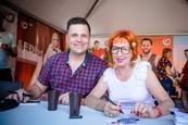 Súdna sieň - Radoslav Kuric a Janka Buršáková
