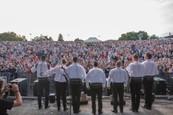 Kollárovci - koncert Starý Tekov