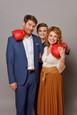 Nový život - Milo Kráľ, Max Bolf a Alžbeta Stanková