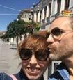 Ján Jackuliak s manželkou