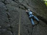 Súdna sieň - Palevičová a jej lezenie po skalách 5