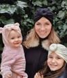 Erika Kandráčová s dcérami