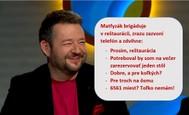 Inkognito - Vtip Miša Hudáka o matfyzákovi