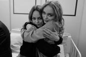 Lilly Rose Depp a Vanessa Paradis
