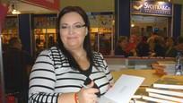 Renáta Názlerová na Bibliotéke tit
