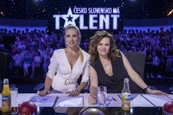 Česko Slovensko má talent 7 - porotkyne Diana Mórová a Marta Jandová
